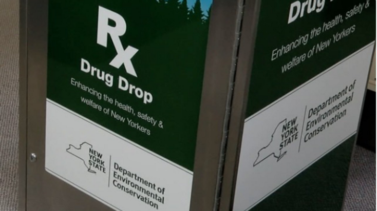 drug take back drp off