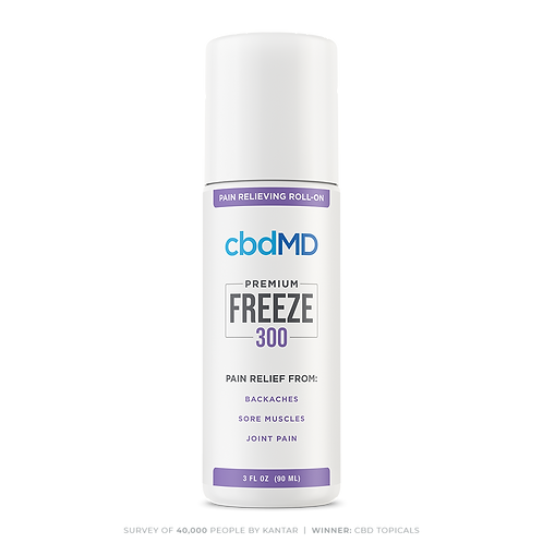 cbdMD BioFreeze with CBD