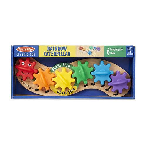 Melissa & Doug Rainbow Gear Caterpillar