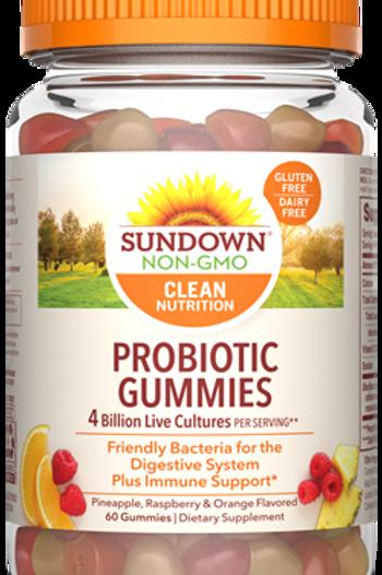 Sundown Probiotic Gummies 60ct