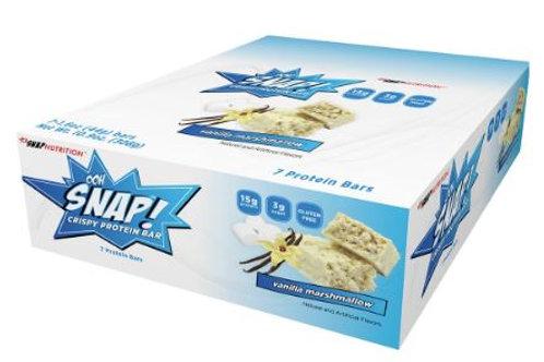 Ooh Snap! Vanilla Marshmallow Protein Bars