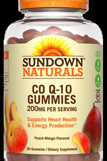 Sundown Co Q-10 200mg Gummies 50ct