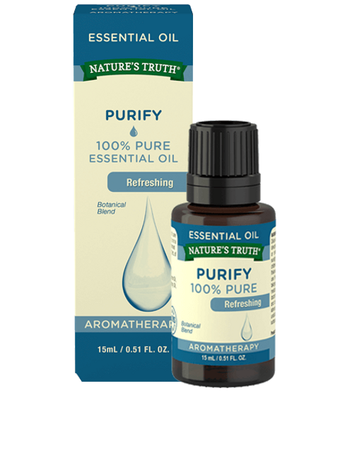 Nature's Truth Purify Essential Oil