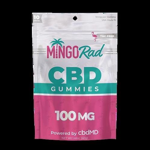 Mingo Rad CBD Gummies by cbdMD