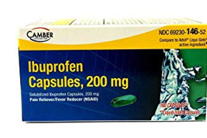Ibuprofen Capsules 80ct