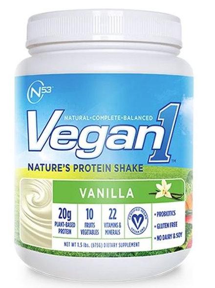 Vegan1 Protein Shake - Vanilla