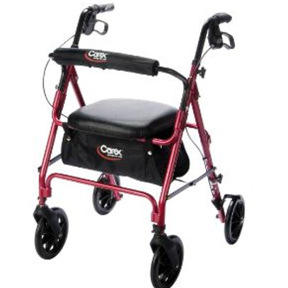 Carex Premium Rolling Walker