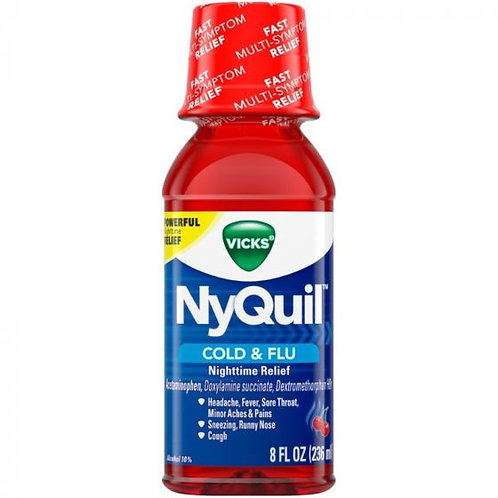 NyQuil Cough - 8oz