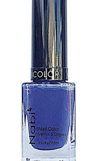Nabi Nail Polish Hot Purple 52