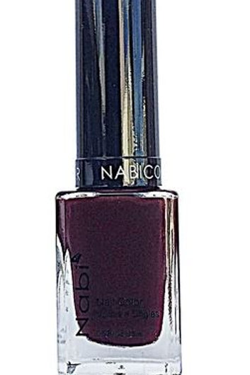 Nabi Nail Polish Dark Plum 14