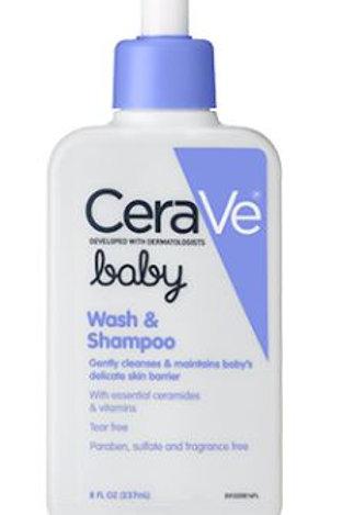 CeraVe Baby Wash & Shampoo