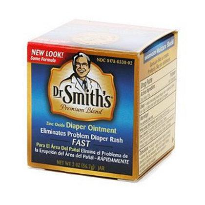 Dr. Smith's Diaper Rash Ointment 2oz jar
