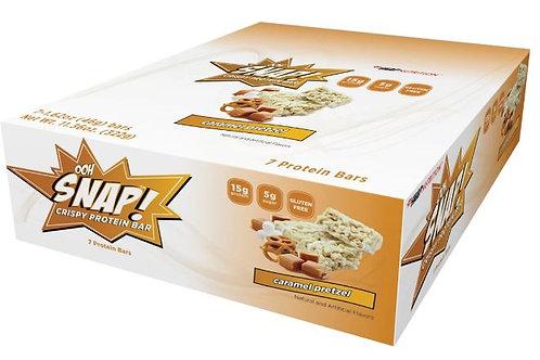 Ooh Snap! Caramel Pretzel Protein Bars