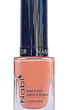 Nabi Nail Polish Baby Orange 27