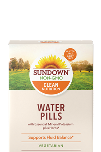Sundown Water Pills 60ct