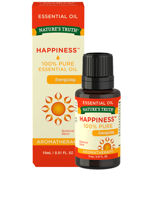 Nature's Truth Happiness Essential Oil