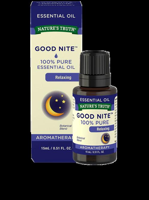 Nature's Truth Good Nite Essential Oil