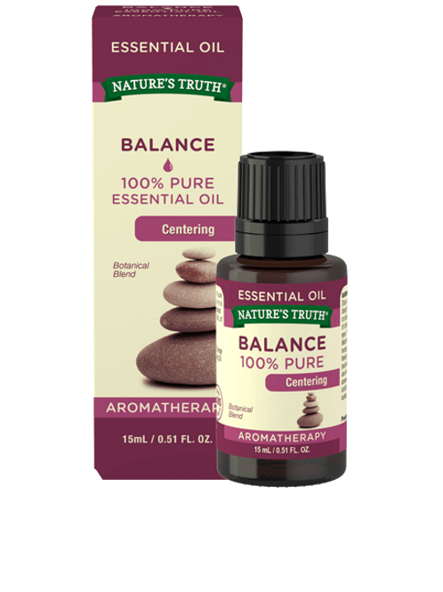 Nature's Truth Balance Essential Oil