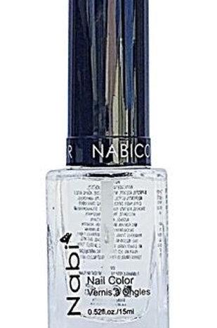 Nabi Nail Polish Clear 01
