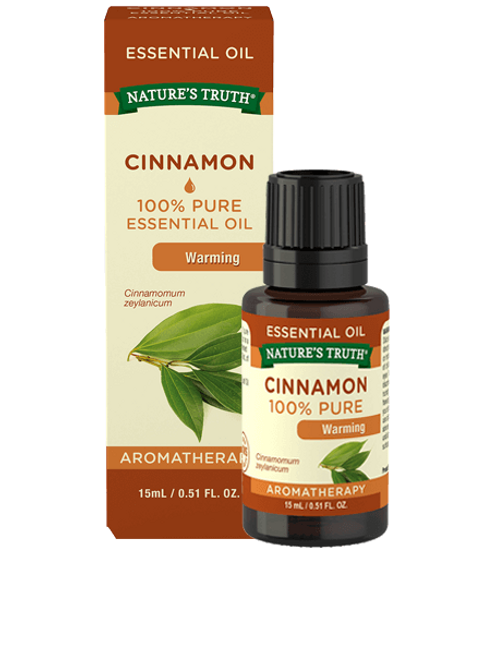Nature's Truth Cinnamon Essential Oil