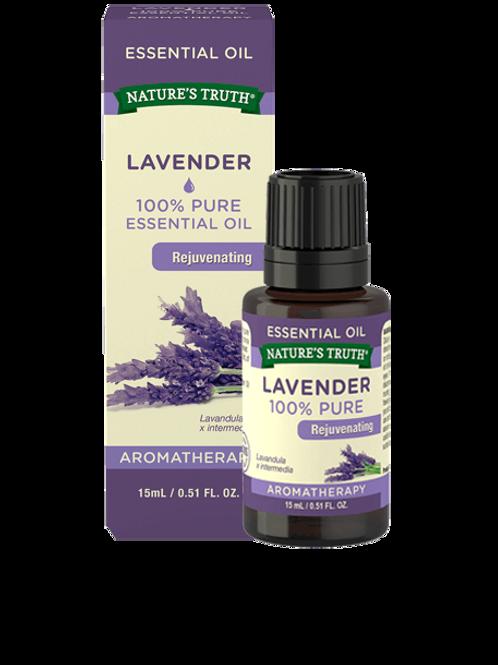 Nature's Truth Lavender Essential Oil