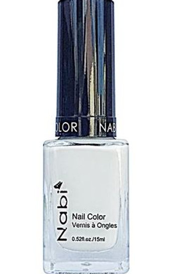 Nabi Nail Polish White 05