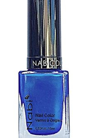 Nabi Nail Polish Ocean Blue 51