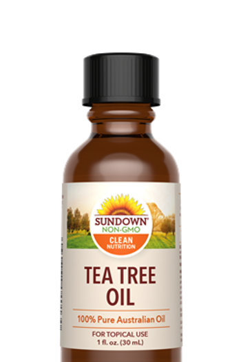 Sundown Tea Tree Oil 30mL