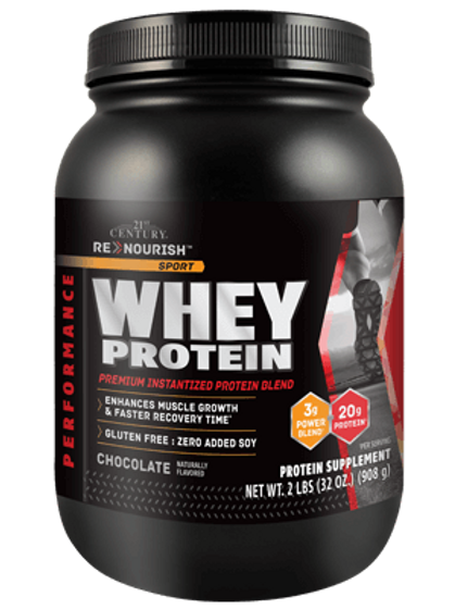 Renourish Sport Whey Protein Chocolate