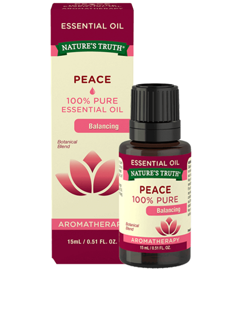 Nature's Truth Peace Essential Oil