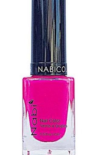 Nabi Nail Polish Bright Pink 54