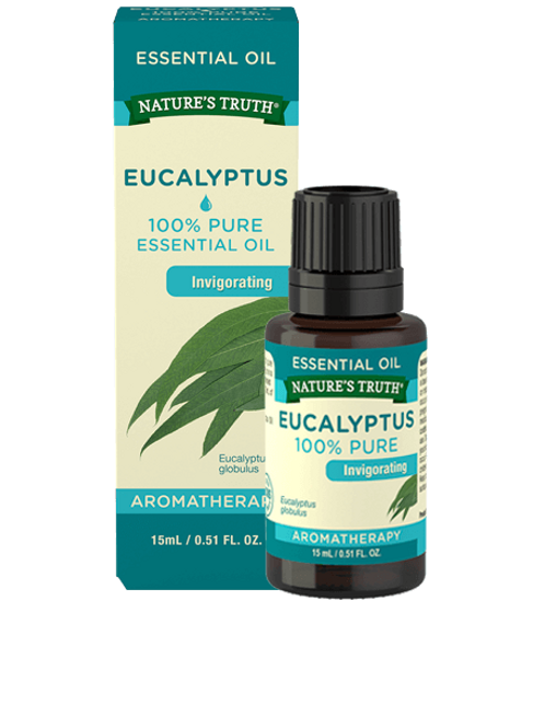 Nature's Truth Eucalyptus Essential Oil