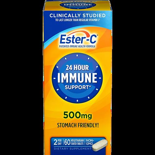 Ester-C Immune Support 500mg Tablets