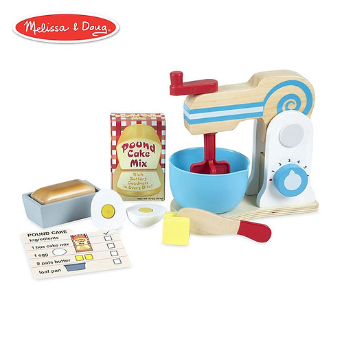 Melissa & Doug Cake Mixer Set
