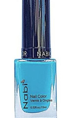 Nabi Nail PolishPastel M. Blue 63
