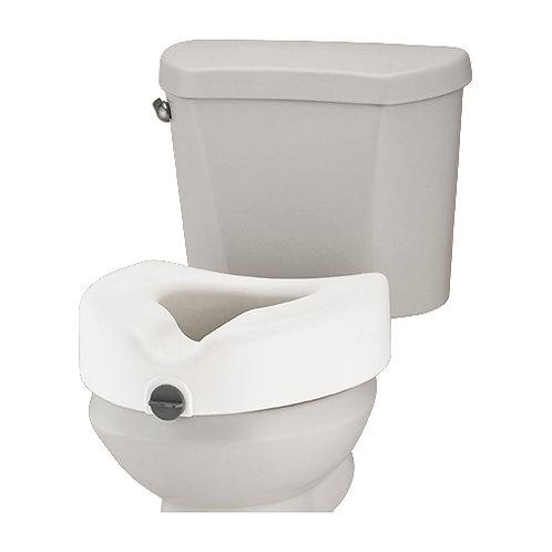 """Nova Locking 5"""" Raised Toilet Seat"""