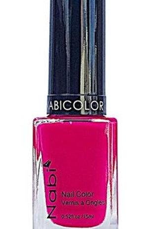 Nabi Nail Polish Neon Purple 34