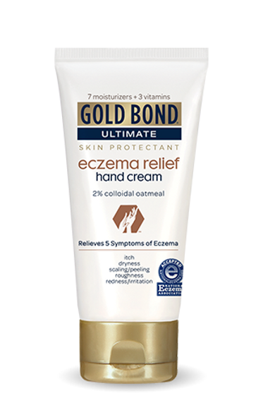 Gold Bond Ultimate Eczema Relief Hand Cream