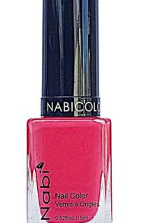 Nabi Nail Polish Coral 21