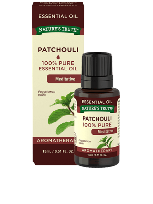 Nature's Truth Patchouli Essential Oil