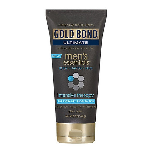 Gold Bond Ultimate Mens Essentials Intensive Therapy Hydrating Cream
