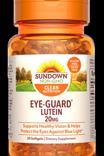 Sundown Eye-Guard Lutein 20mg Softgels 30ct
