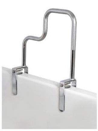 Steel Tri-Grip Bathtub Rail