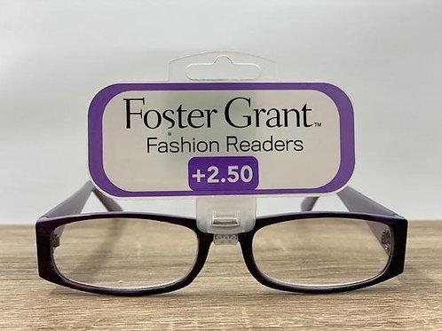 Foster Grant Fashion Suzanna +2.50