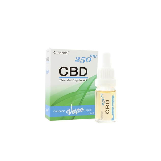 Canabidol 250 mg full spectrum CBD E-Liquid