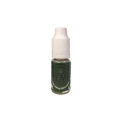 Southsea Hemp-500mg CBD E-liquid
