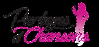 logo partages et chansons animation musicales en ile-de-France par Véronique Talon