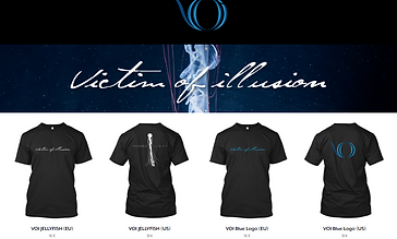 Victim Of Illusion official store