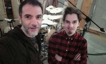 Peter Hamer and Mike Santoleri