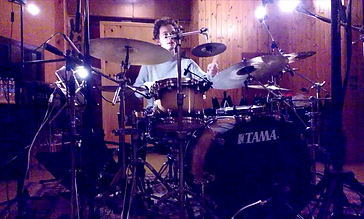 Victim Of Illusion drum sessions